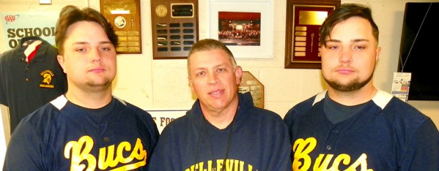 4-13 Sports View, Belleville baseball, Dustin Wallicky, Joe Sorce, Dylan Wallicky