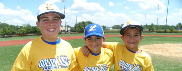 7-17 Lyndhurst baseball camp 2, Rizzo brothers