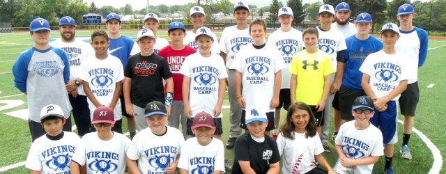 7-17 Sports View, North Arlington baseball camp