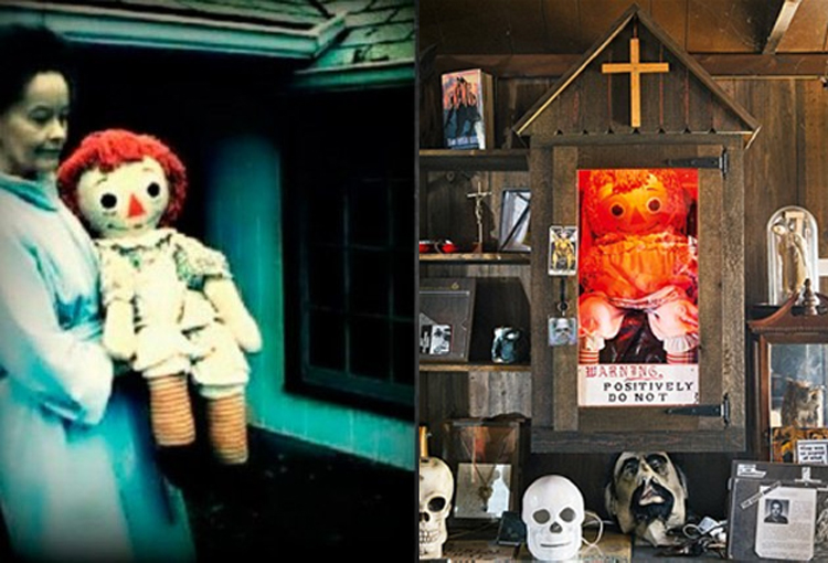 Annabelle The Demonic Doll The True Story Behind The