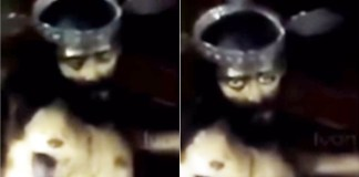 Watch Statue of Jesus Opens its Eyes in 'Miracle' During Church Service