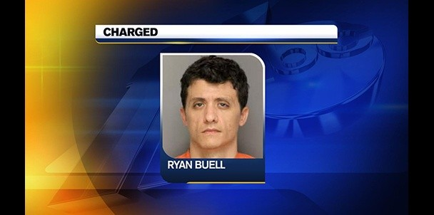 Ryan Buell Paranormal State arrested