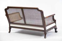 Victorian Bergere Sofa | The Odd Chair Company