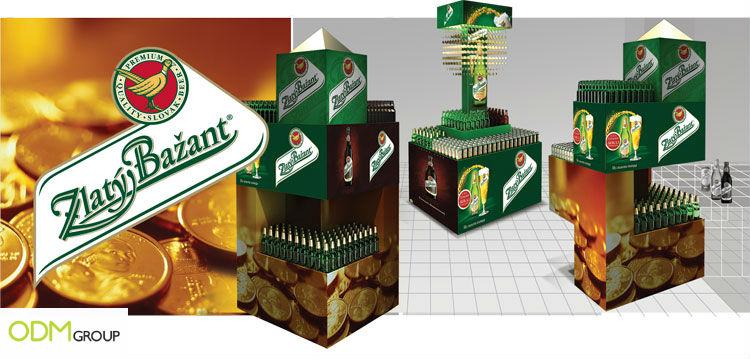 Pos Displays Original Ideas For Drink Companies