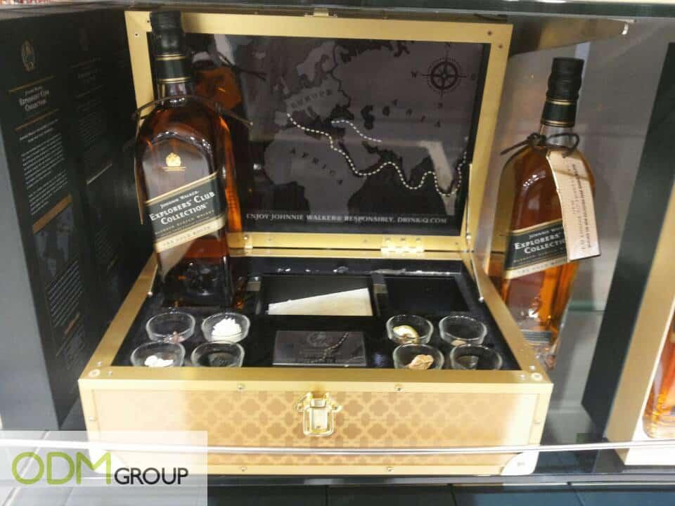 Johnnie Walker Black Gift Box Gift Ftempo