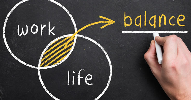 HOW TO BALANCE PERSONAL AND WORK LIFE TOGETHER - The Office Quarters - Work Articles
