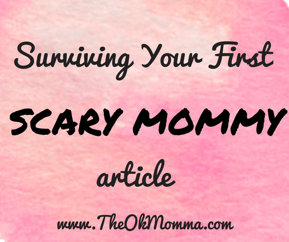 Scary Mommy, Indeed