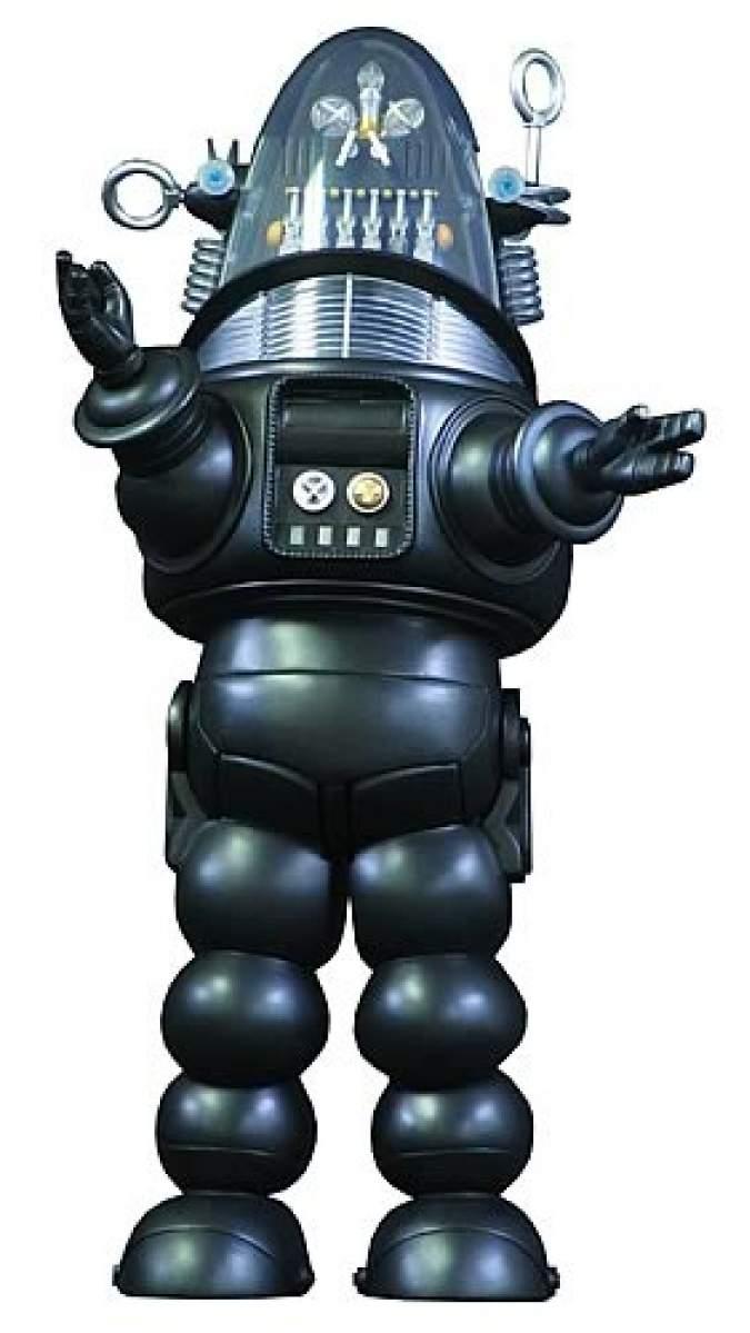 Superman Animated Wallpaper Robby The Robot The Old Robots Web Site