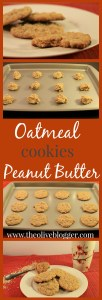 Two classic cookies made into one! Oatmeal and Peanut Butter combine to make a new favorite cookie in this EASY recipe!