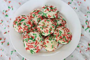 Sprinkle-Cookies