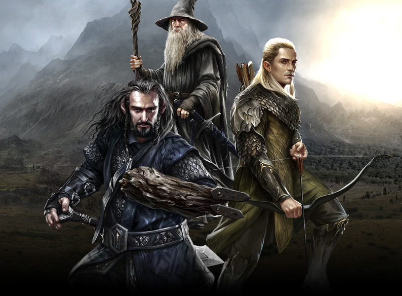 Poets Of The Fall Wallpaper Play The Hobbit Armies Of The Third Age Hobbit Movie