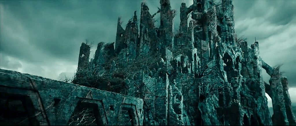 Wallpaper Skull 3d Dol Guldur S Destruction Why Galadriel Succeeds Where The