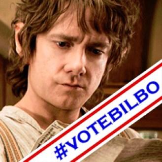 #VoteBilbo Avatars