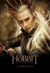 Thranduil, King of the Wood-elves.