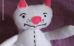 Cat Stuffie Pattern