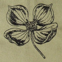 Dogwood Flower Embroidery Design