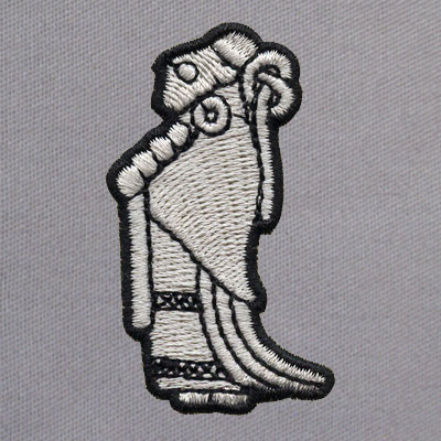 Valkyrie Embroidery Design