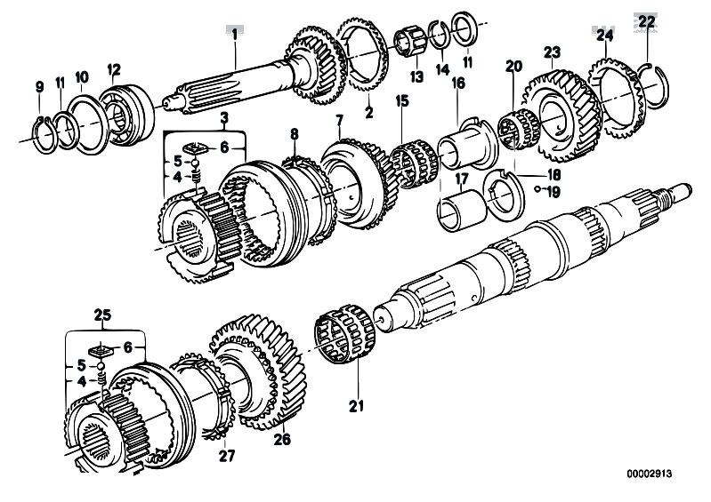 bmw e30 workshop wiring diagram