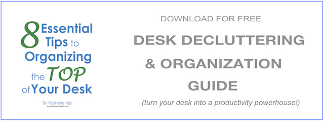 Spring Cleaning Checklist for the Office The Order Expert - spring cleaning checklist