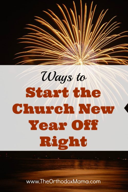 Ways to Start the Church New Year Off Right