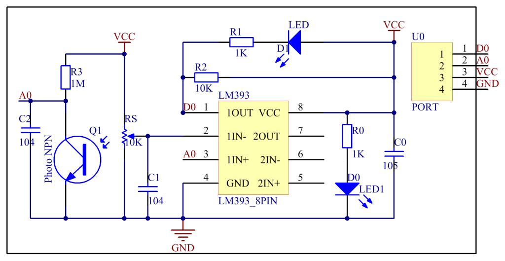 flame sensor wiring diagram