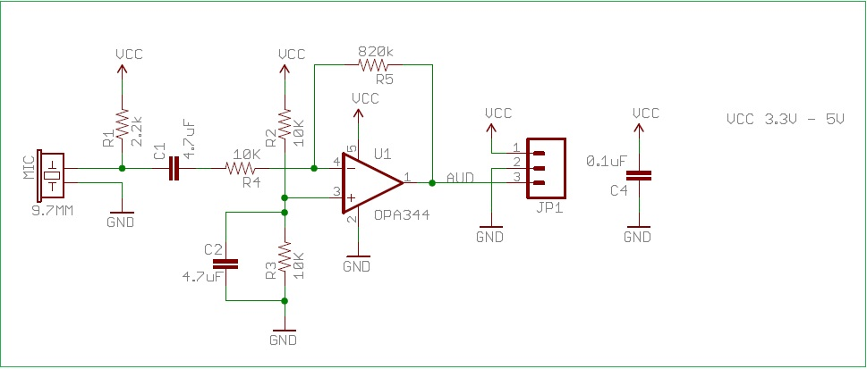 audio detector circuit