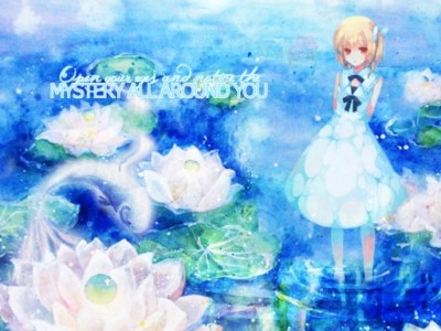 Mystery All Around by Aria Sky