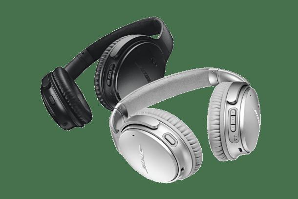 Bose Quiet comfort 35 wireless headphones II #boseQC35