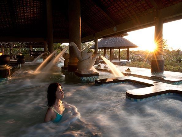 Aquatonic PoolTherapy at Ayana Resort Bali