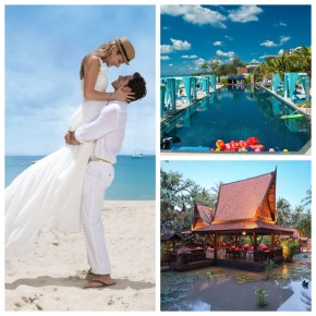 Dreaming of a Destination Wedding in Thailand: We've Got Two of the BEST Shortlisted for You!