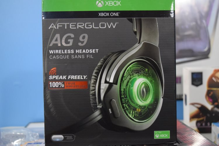how to connect afterglow headset to xbox one