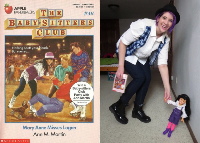 I Dressed Like The Babysitters Club For One Week And This Is What
