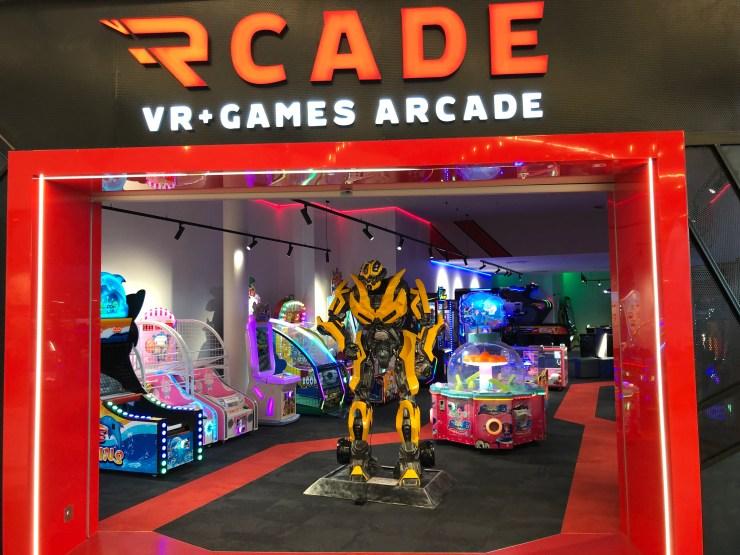 VR Games Arcade, Tauranga Crossing