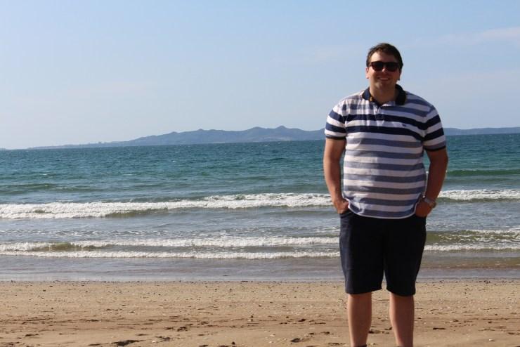 The lovely Taipa Beach, Northland