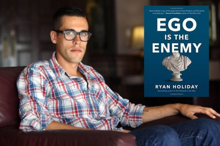 Ryan Holiday's Ego is the Enemy on the Tim Ferriss Show