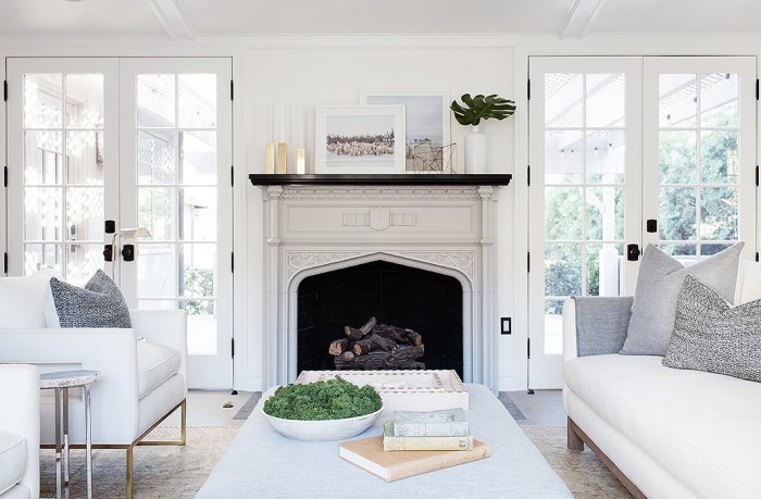 Design Lesson: Adding Vignettes in Your Home: The Outside & In