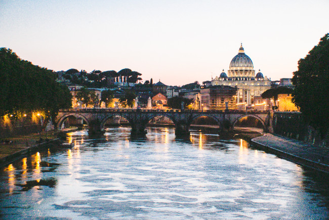 Rome, Italy - The Overseas Escape-68