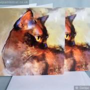 Burmese Cat Cards – Elli