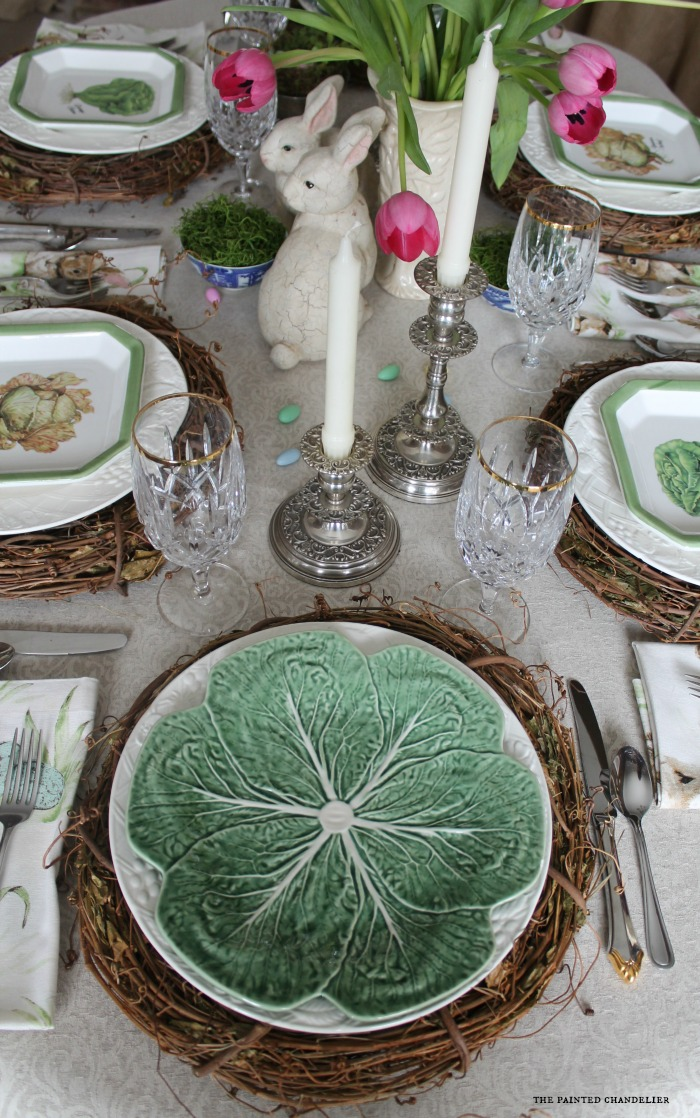 lettuce-plate-head-of-table-easter