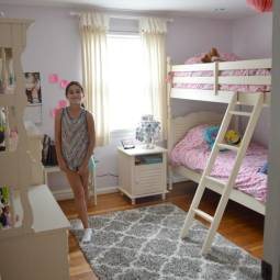 Sophie's Bedroom Reveal