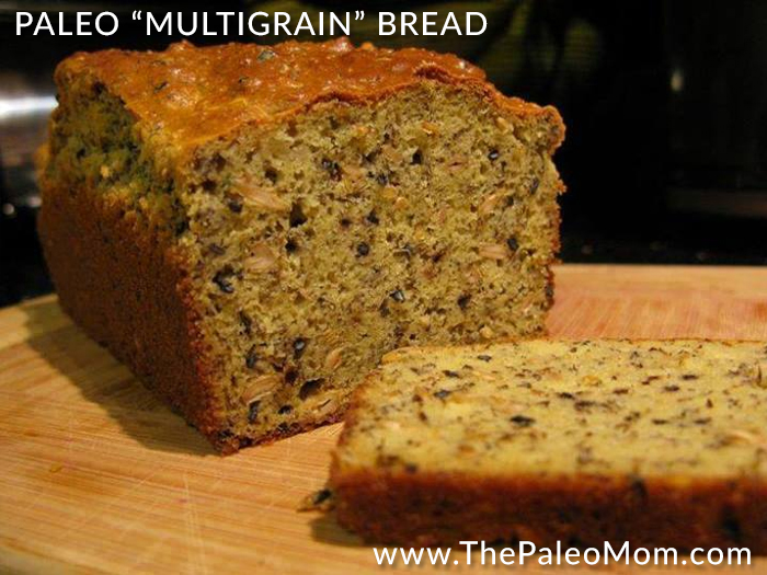Paleo Bread Machine Swedish Coffee Bread