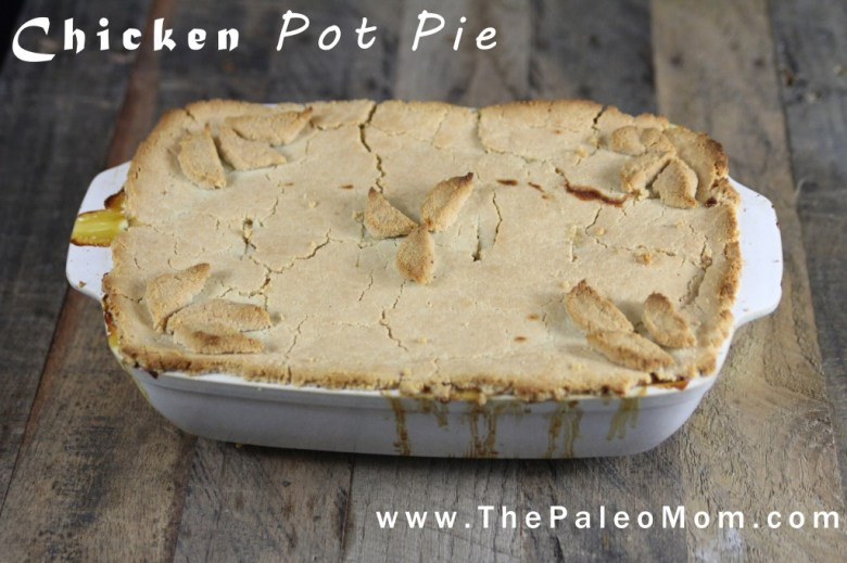 Paleo Ultimate Turkey Pot Pie