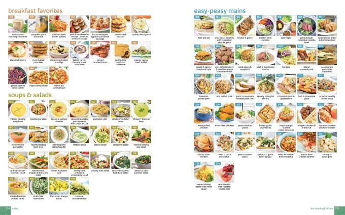 THE HEALING KITCHEN 1000-334+335spread