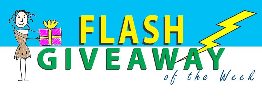 FLASH Giveaway of the Week Slider