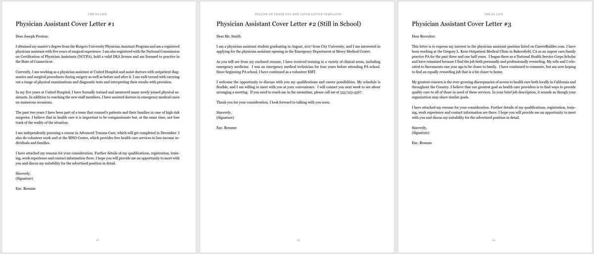 pa school resume example