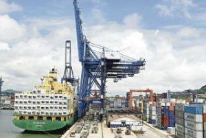Panama Canal, Panama Cargo