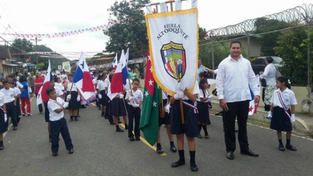 Boquete. Photo by the Junta Comunal of Alto Boquete.