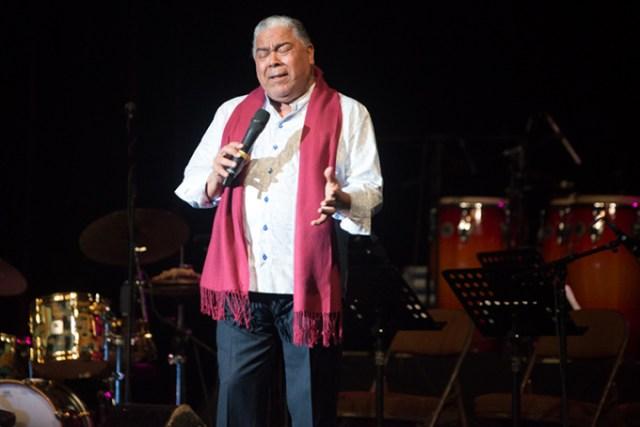 Multifaceted Puerto Rican singer Danny Rivera.