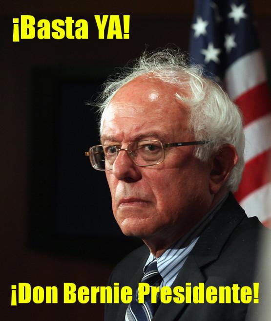 In Panama: Sanders 107 - Clinton 43. In the world: Sanders 23,779 - Clinton 10,689
