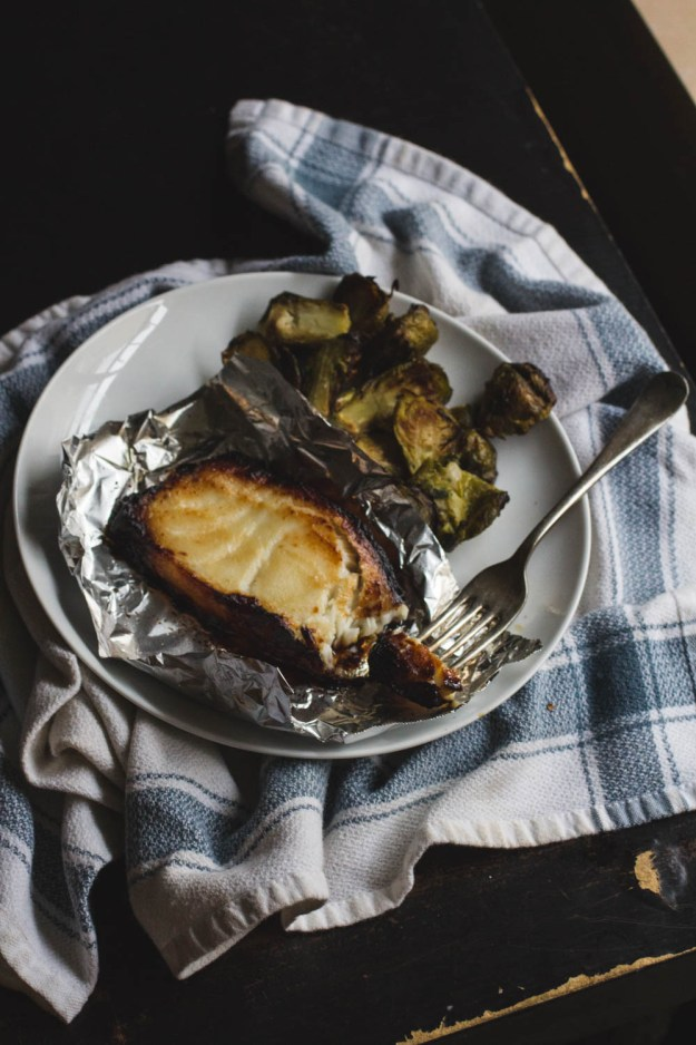 Miso-Glazed Cod // The Pancake Princess